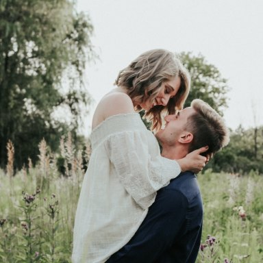 couple hugging, happy couple, what 'I love you' means