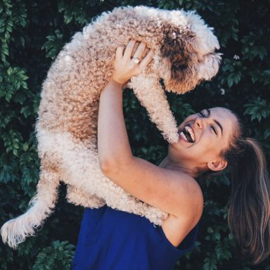 Date The Girl Who Is Best Friends With Her Dog