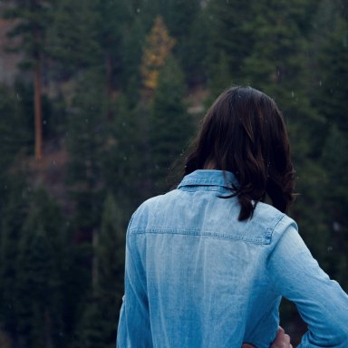 The Heartbreaking Truth About Letting Go Of Someone Who Was Never Really Yours