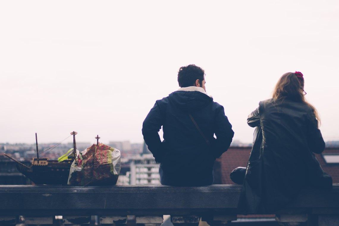 man can't choose, broken heart, loving two people