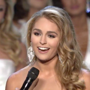 Miss Texas Completely Destroyed Trump During Her Q&A And No One Saw It Coming