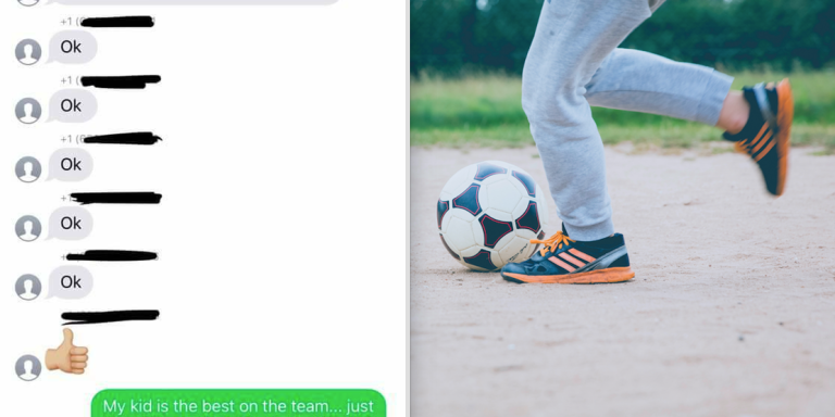 This Troll Was Accidentally Added To A Soccer Mom Group Chat And Her Response Was Hilariously Perfect