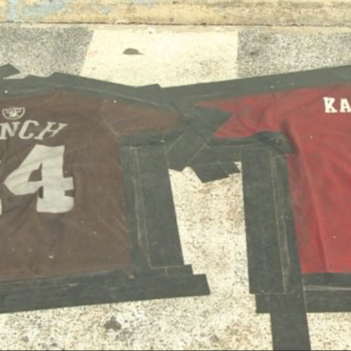 This Bar Made A Racist 'Welcome Mat' From NFL Jerseys And People Are Pissed