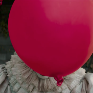 "Pennywise from the ""It"" Trailer"
