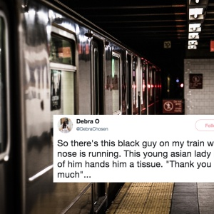 This Woman Live-Tweeted About Strangers Falling In Love On A Train And It's Straight Out Of A Romance Novel