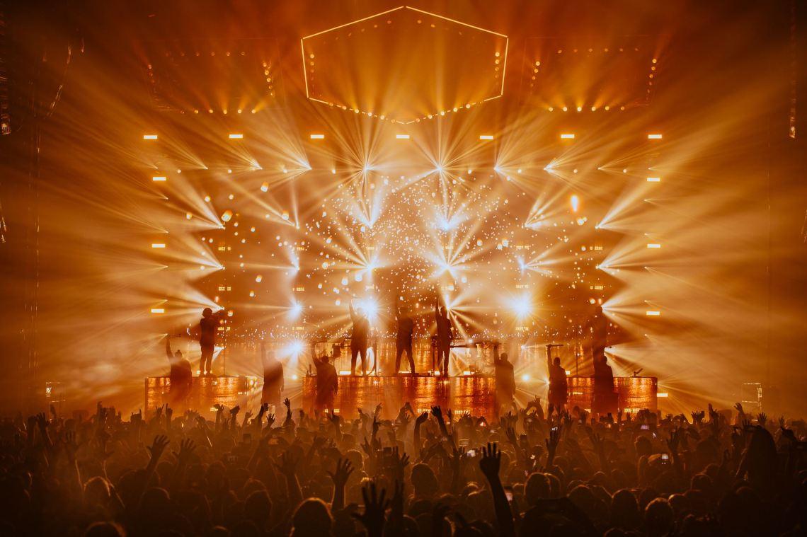 ODESZA, ODESZA's tour, music festival, concert