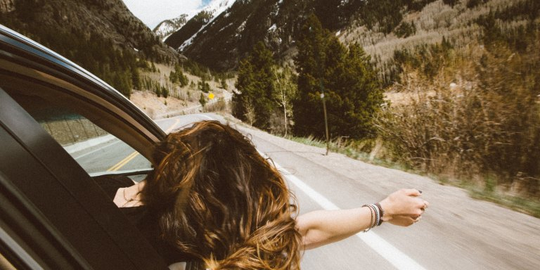 Lessons You Can Only Learn From Doing A Solo RoadTrip