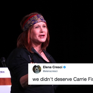 Carrie Fisher Acted Out Against Sexual Assault In Such A Badass Way That Even Princess Leia Would Be Proud