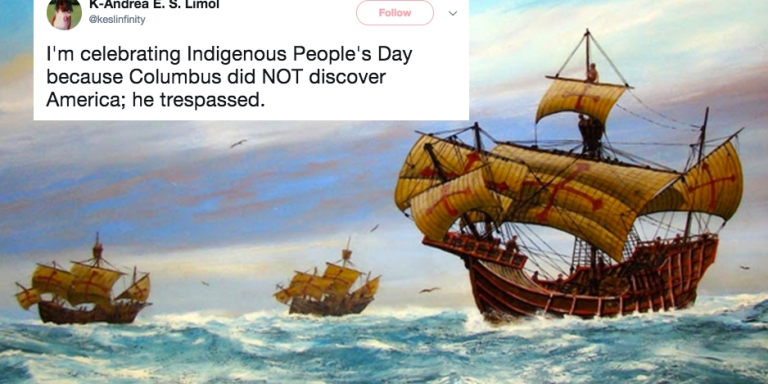 Some Cities Are Replacing 'Columbus Day' With 'Indigenous People's Day' And People Can't Agree On Which IsBetter