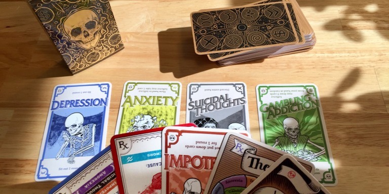 This Is Why I Created A Card Game About MentalIllness
