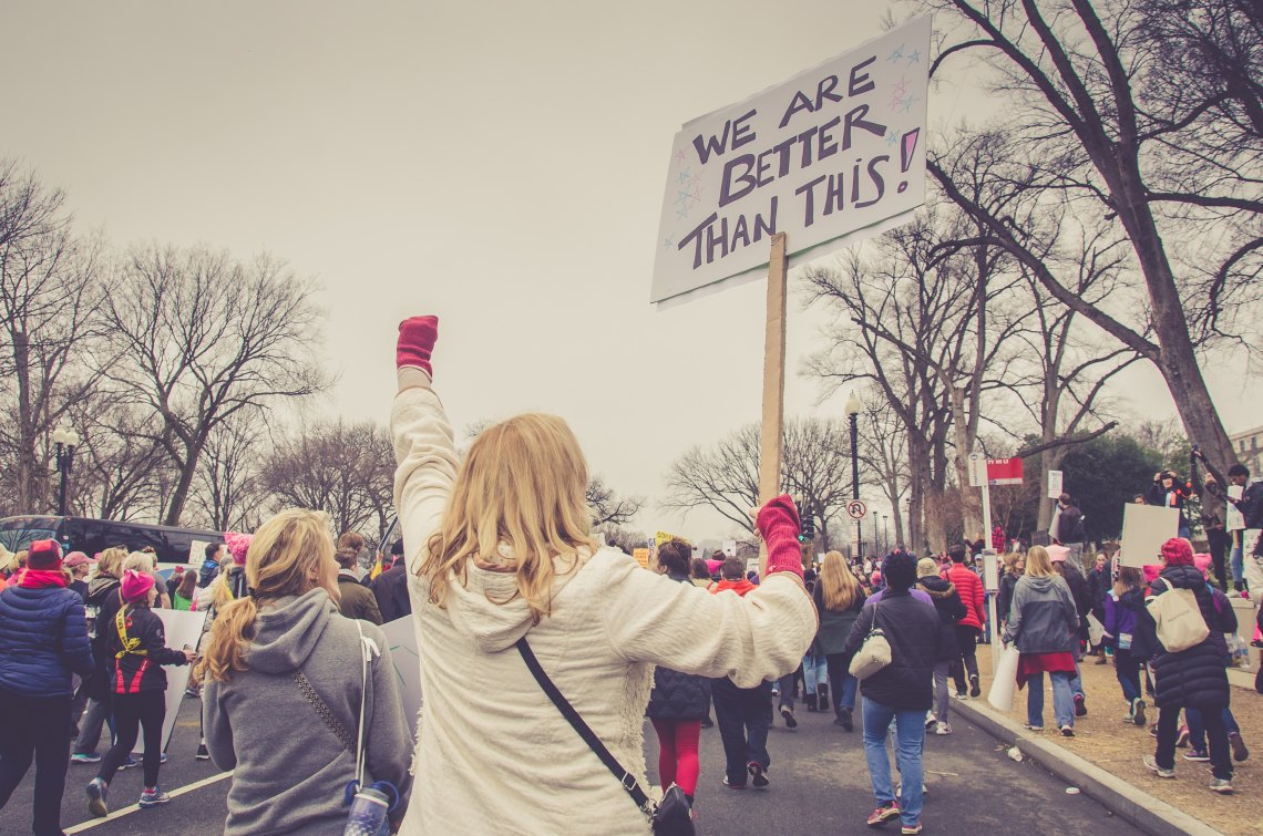 5 Reasons Why It's Hard To Survive As A Feminist