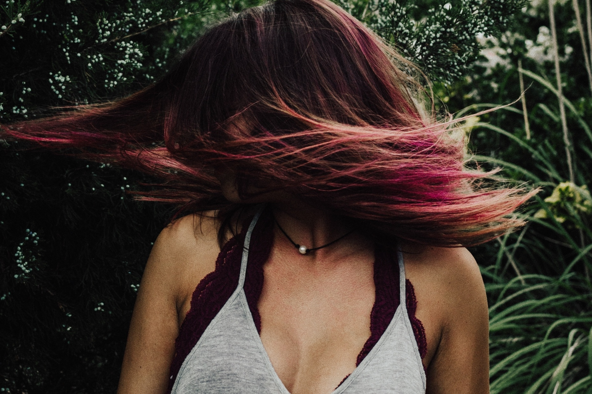 girl with spinning hair, happy woman, feminism, feminist poetry