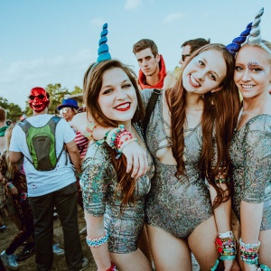 Houston's Something Wicked Music Festival Embodies Everything That EDM Stands For: Hope, Support And Celebration