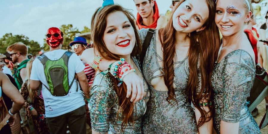 Houston's Something Wicked Music Festival Embodies Everything That EDM Stands For: Hope, Support AndCelebration