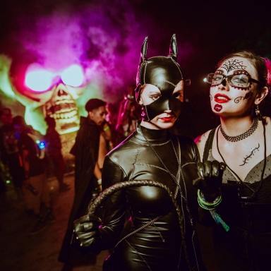 There's A Spooktacular Festival Happening In Houston This Halloween (And Trust Me, It's One You Don't Want To Miss)