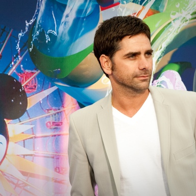 Sorry Ladies, John Stamos Is Officially Off The Market And All Your Uncle Jesse Fantasies Are Dead