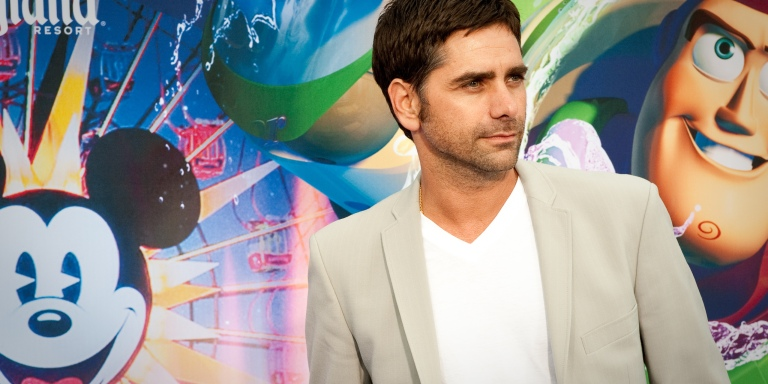 Sorry Ladies, John Stamos Is Officially Off The Market And All Your Uncle Jesse Fantasies AreDead