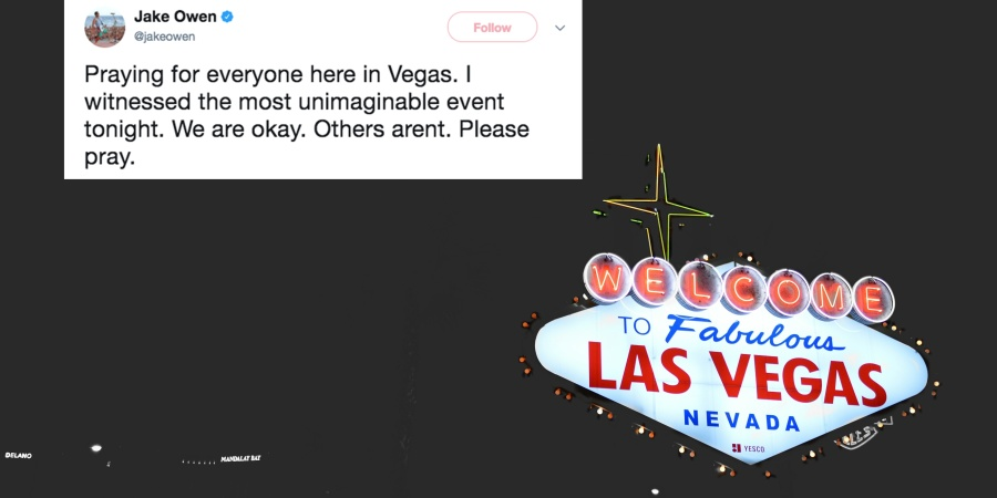 Musicians React To The Massacre In Las Vegas With Messages Of Unity And Love
