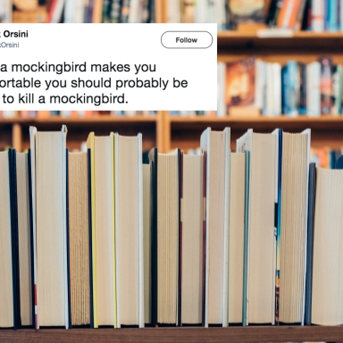 Schools Are Banning 'To Kill A Mockingbird' Because It Makes People Too 'Uncomfortable'