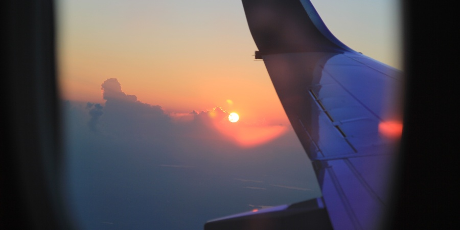 How I Overcame My Fear Of Flying And Changed My Life In EveryWay