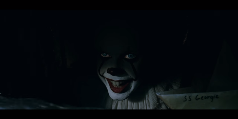 What I Imagine 'It' Is Like Without Having Seen The Movie Or Read The Book
