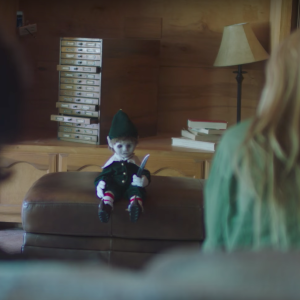 An 'Elf On The Shelf' Horror Movie Is Coming In November