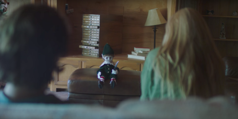 An 'Elf On The Shelf' Horror Movie Is Coming InNovember