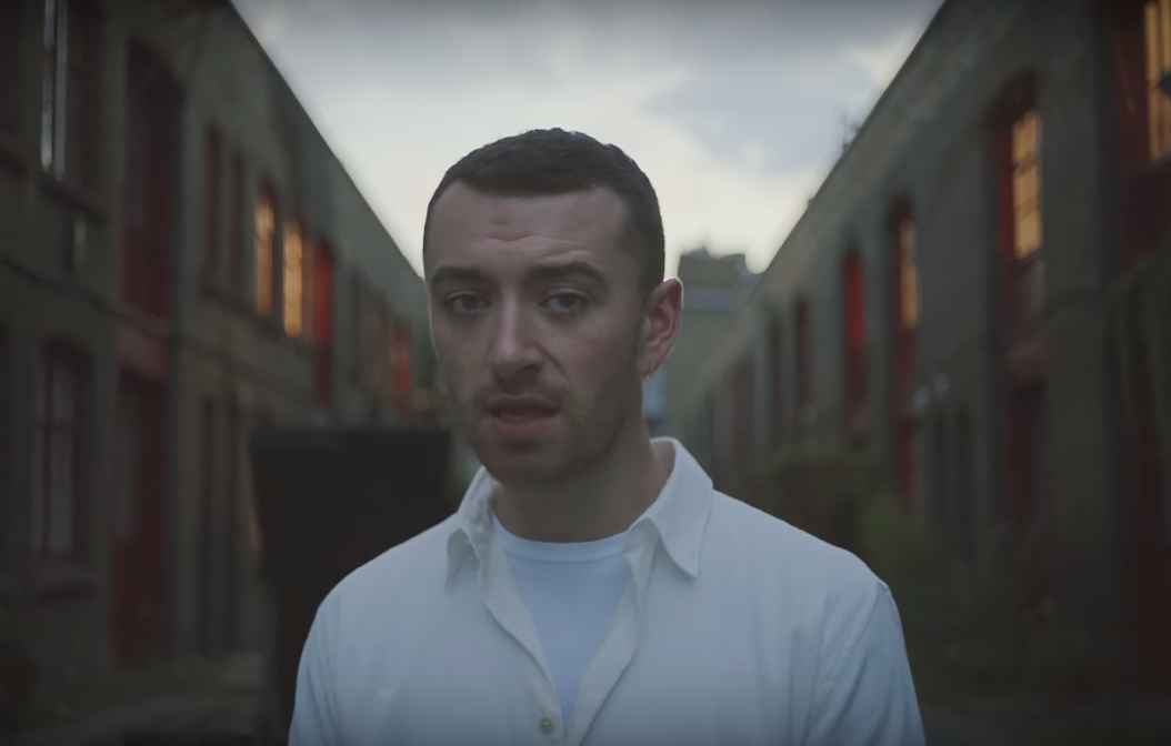 Sam Smith in music video for 'Too Good At Goodbyes'