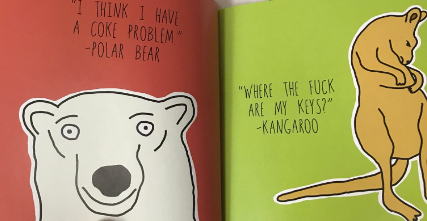 This Grandma Didn't Realize She Was Actually Sending Her Grandson A Hilariously Inappropriate 'Children's Book'