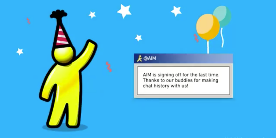 BRB Forever: TC Writers Discuss Their Favorite Memories Of AIM Before It Disappears Because 2017 Is The Worst