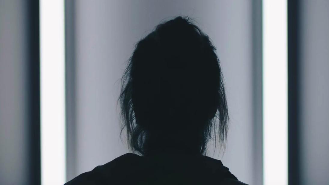 Dark silhouette