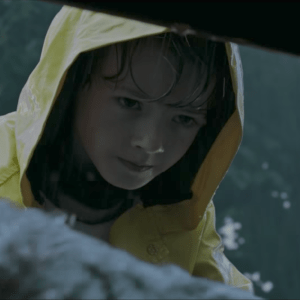 The Terrifying Georgie Scene From 'It' Was Just Released To Fans