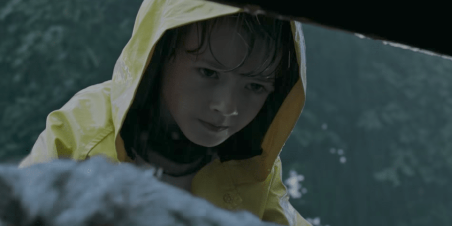 The Terrifying Georgie Scene From 'It' Was Just Released ToFans
