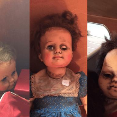 creepy-ass dolls on Twitter