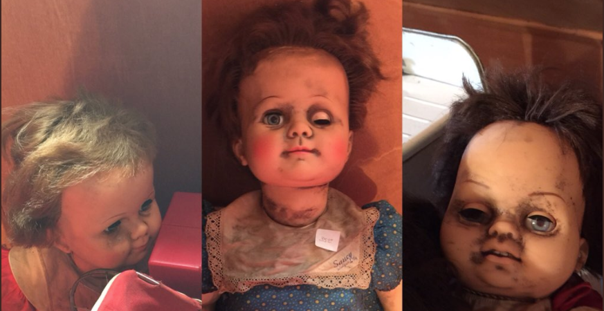 This Woman Asked People To Tweet Pics Of Their Creepy-Ass Dolls And They're Actually Incredibly Disturbing