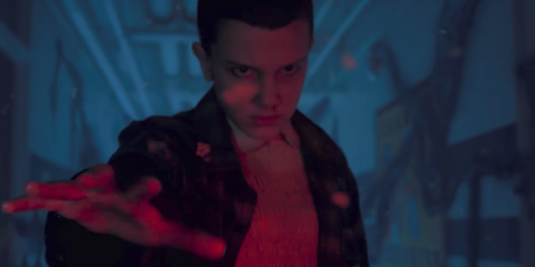 This Crazy New Spotify Hack Will Get You Pumped For 'Stranger Things2'