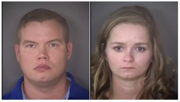 This Couple Was Arrested For Brutally Abusing Their Kids, Forcing Them To Wear Shock Collars And Eat CatFeces