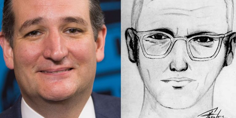 Ted Cruz Just Made A Joke About Being The Zodiac Killer And Murdered All TheMemes