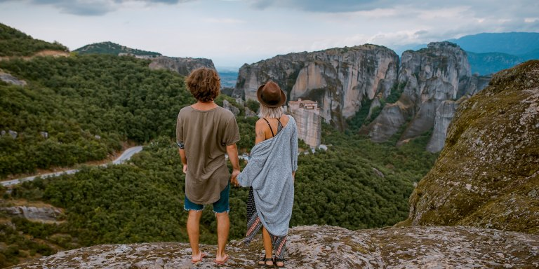 8 Reasons Why The Strongest Couples Are The Ones Who TravelTogether