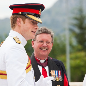 Prince Harry in Italy