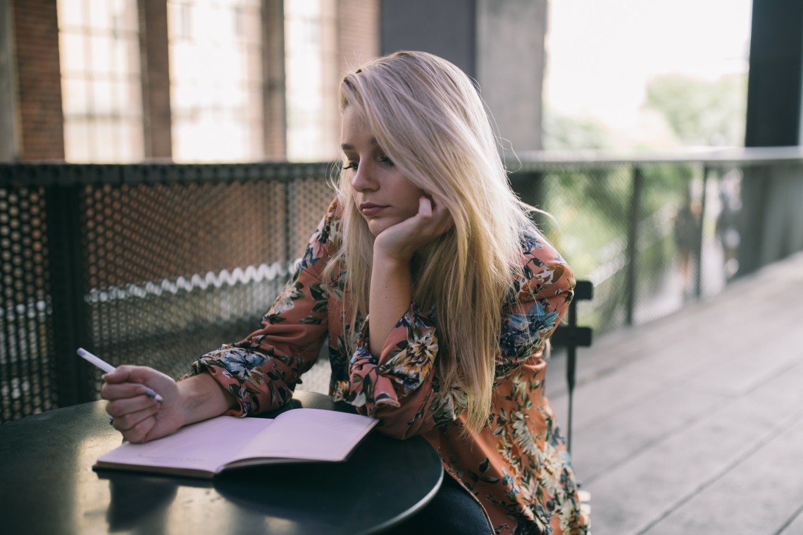 Girl who writes