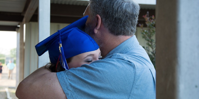This Is What It REALLY Means To Be A 'Good Father' Because It's Not About MakingMoney