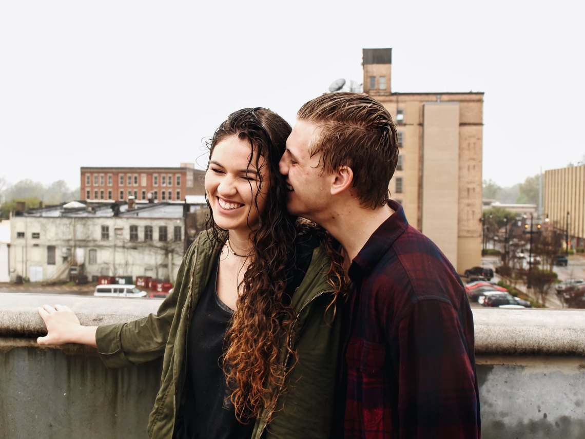 couple in love Here's What Kind Of Girlfriend You Are, Based On The State Where You Grew Up