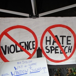 'Freedom Of Speech' Isn't An Excuse To Spread Hate