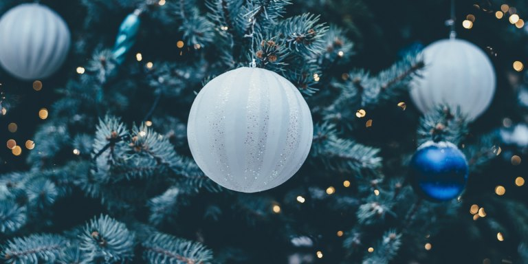 Take Down Your Jack-O-Lanterns And Hang Your Mistletoe, It's Officially ChristmasSeason