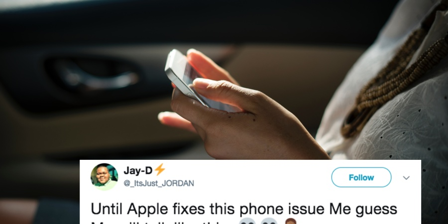 "Apple's ""i"" Keyboard Glitch Is The Worst, But These Memes Will Make It Better (Or At Least Funnier)"