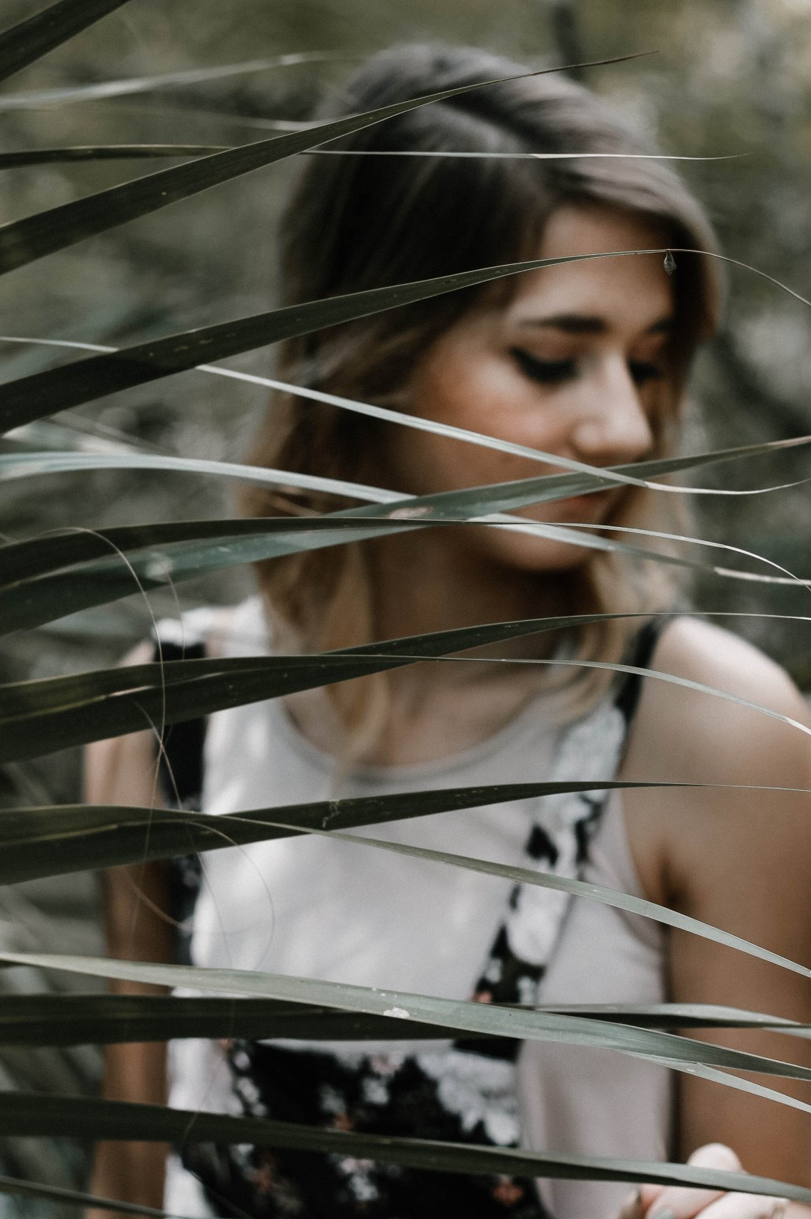 girl lost person
