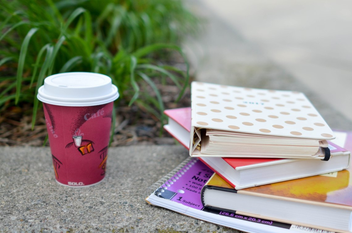 college students scholarships books coffee