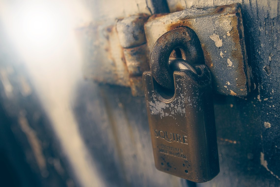 Locks protecting your home