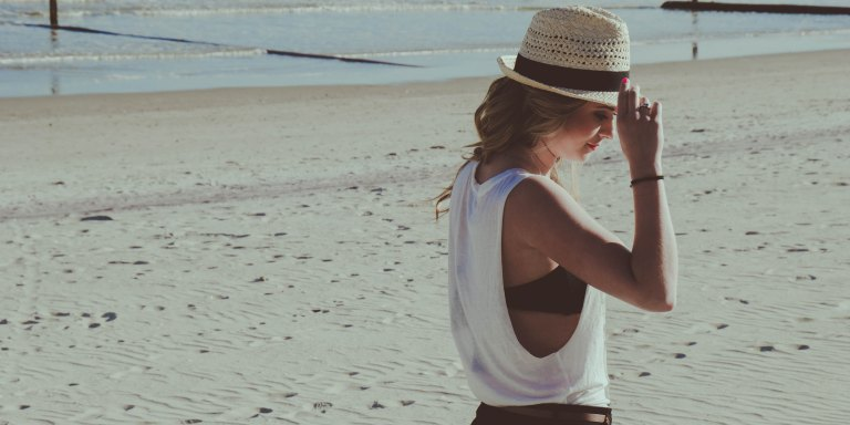How Traveling Completely Alone Helped Me Find And Reclaim MyJoy